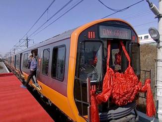 Quand Boston s'équipe de métros chinois