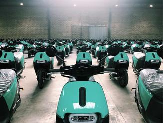 COUP : 2200 scooters à Paris