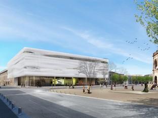 Nîmes : le musée de la Romanité ouvrira le 2 juin 2018