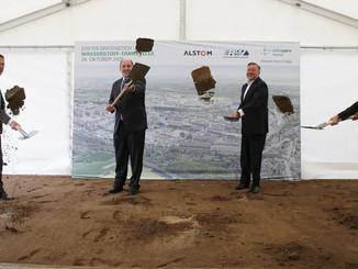 Hesse : une 1ere station de ravitaillement hydrogène pour les trains