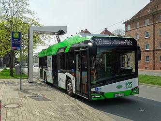Pologne : leader européen du bus électrique