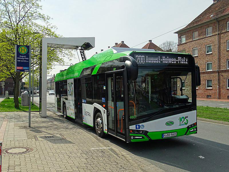 Bus Pologne