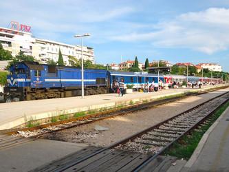 Les trains de nuit vers la côte dalmate attisent la concurrence