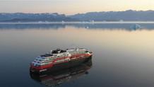 Hurtigruten propose la découverte du Groenland