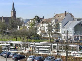 Strasbourg étend son tram au nord de l'agglomération