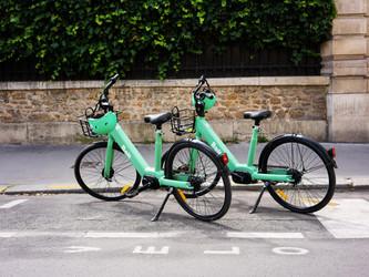 Bolt lance ses vélos électriques à Paris