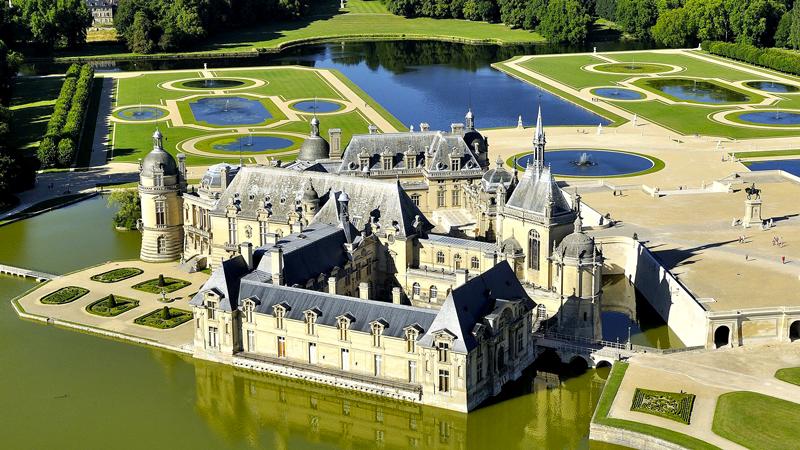 14e Rencontres Destination Groupes dans le cadre du Domaine de Chantilly