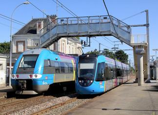 Régionéo l'outil concurrence TER de Getlink et de la RATP