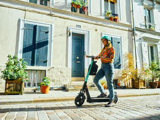 Paris : 5000 trottinettes TIER Mobility déployées