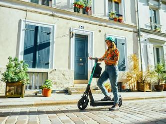 Paris : 5000 trottinettes TIER Mobility déployées