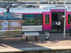 Pontoise-Gisors rénovée va accueillir les trains Franciliens