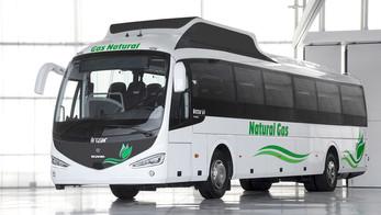 Irizar lance une gamme GNC et GNL