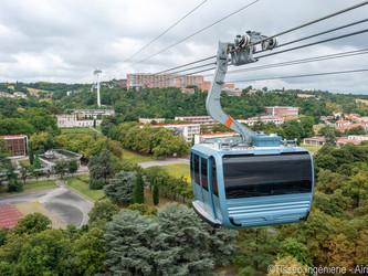 Toulouse : Téléo met en circulation ses cabines