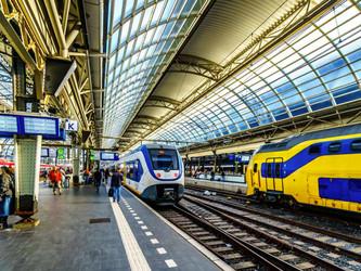 Le train remplace l'avion entre Bruxelles et Amsterdam