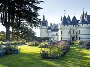 Le Domaine de Chaumont-sur-Loire en groupe