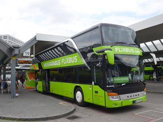 FlixBus à l'international