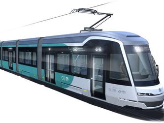 Le tramway Joeken,  Grand Helsinki Express