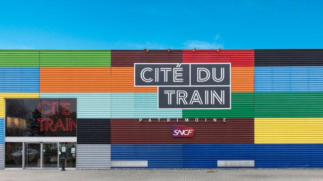 Cité du Train-Patrimoine SNCF