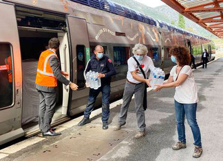 La ligne Nice-Breil, un lien vital après l'inondation