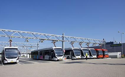 Transdev et VDLélectrifient Amsterdam