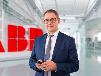 Fabien Laleuf nommé président d'ABB France
