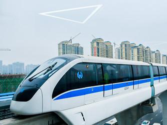 Chine : PBTS choisi pour le monorail de Wuhu