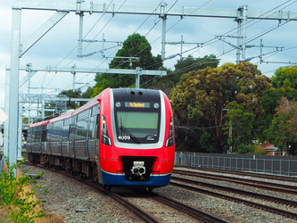 Australie : Keolis débute l'exploitation des trains d'Adélaïde