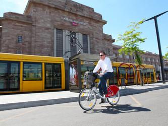 Mulhouse : VéloCité boosté par le Compte Mobilité