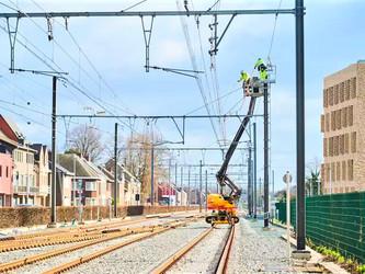 L'électrification Mol-Hamont, un seuil pour le réseau ferré belge