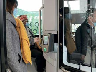 Amiens : la carte bancaire devient le titre de transport