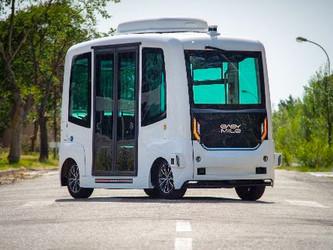 EasyMile et Sono Motors : du solaire pour les transports