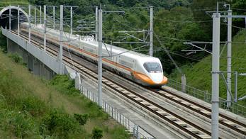 Plus de TGV à Taïwan