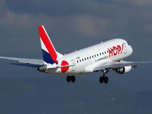 HOP ! Air France étend son réseau