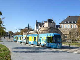 Vendée Globe : Nantes et la Semitan soutiennent Armel Tripon
