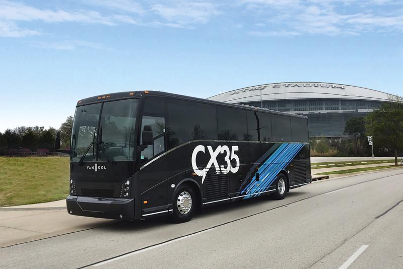 Van Hool CX35E