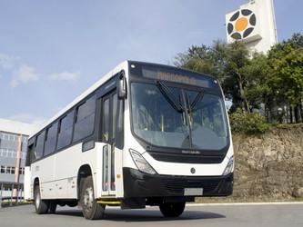 Volvo Buses livre 153 bus à l'Angola