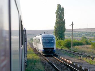 L'Europe à la rescousse de la ligne Bucarest-Danube