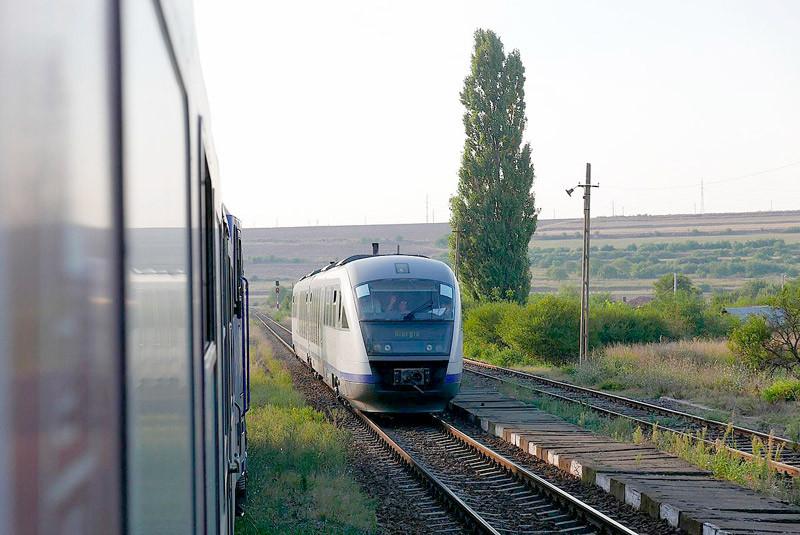 ligne Bucarest-Danube