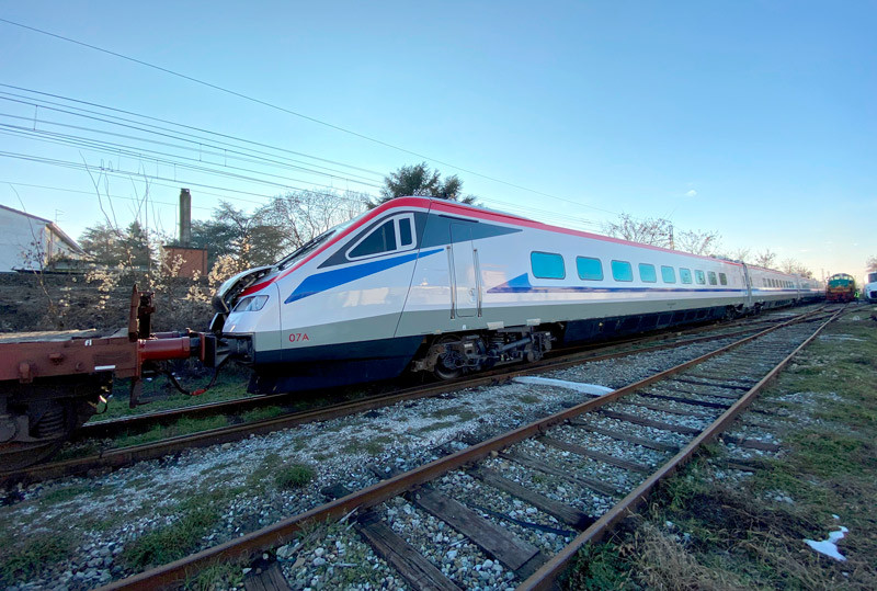 TGV Grèce