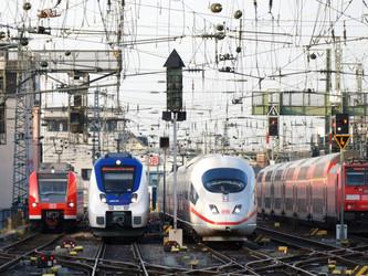 Aides massives de l'État allemand pour Deutsche Bahn AG