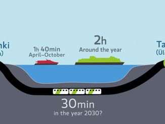Rail Baltica et le tunnel Tallinn-Helsinki dans le viseur chinois