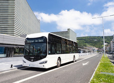Irizar e-mobility fabriquera 49 autobus 100% électriques zéro émission pour Strasbourg