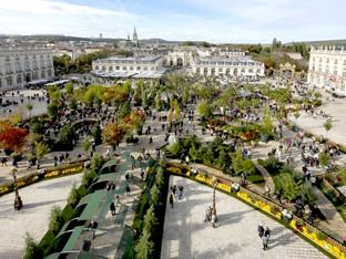 Le Jardin éphémère 2018 de Nancy se dessine
