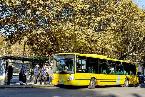 Sète bus électrique