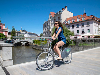 JCDecaux : 10 ans de vélos à Ljubljana
