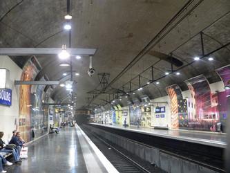 Avec la gare Luxembourg, les RER A et B sont désormais accessibles