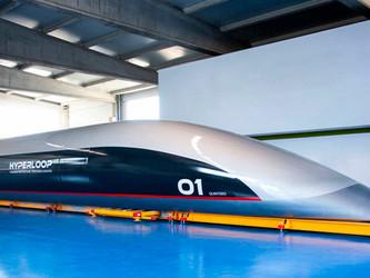 Hyperloop signe deux partenariats avec Hitachi Rail et Altran