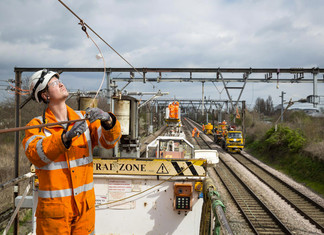 Network Rail présente une stratégie décarbonée pour le rail britannique