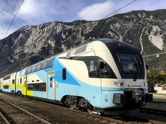 Nouvelles rames Kiss pour la Westbahn autrichienne