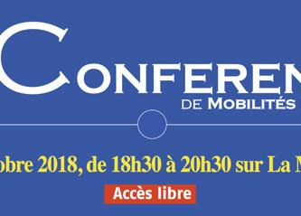 La Conférence à ne pas manquer !